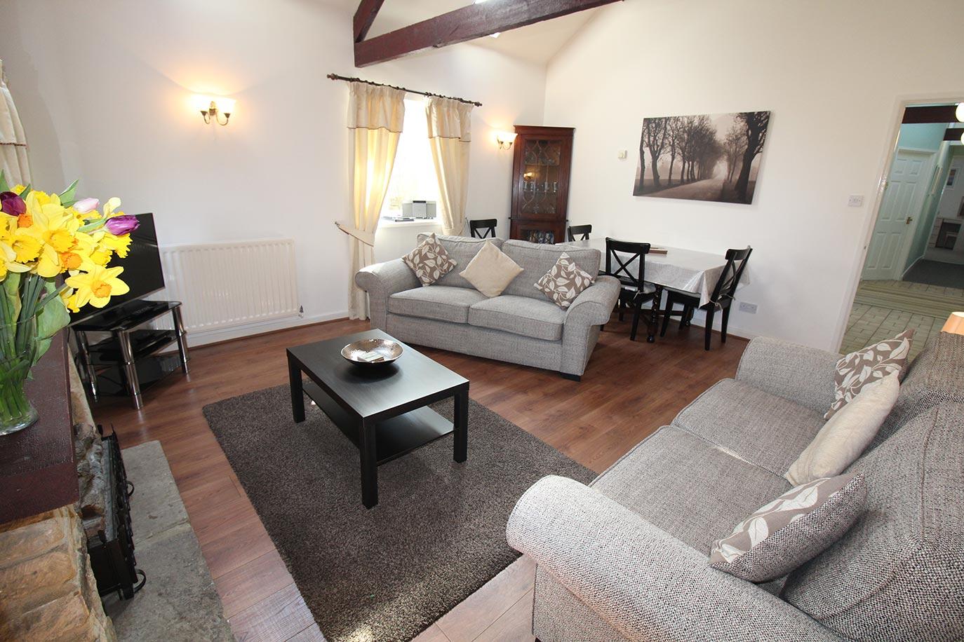 Pele Living Room | Burradon Farm
